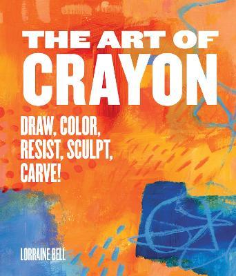 Art of Crayon book