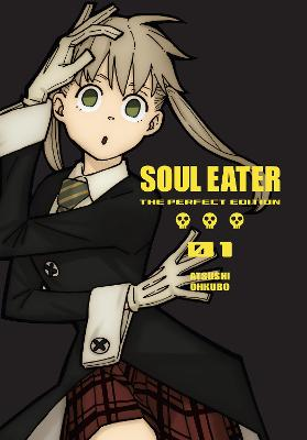 Soul Eater: The Perfect Edition 1 by Atsushi Ohkubo