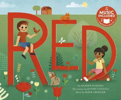 Red by Amanda F Doering
