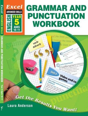 Excel Adv Grammar and Punct Yr 5 book