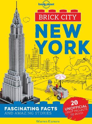 Brick City - New York by Lonely Planet Kids