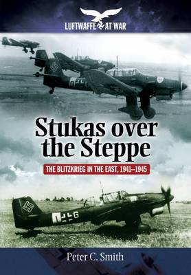Stukas Over the Steppe book