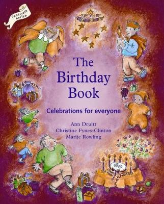 Birthday Book by Ann Druitt