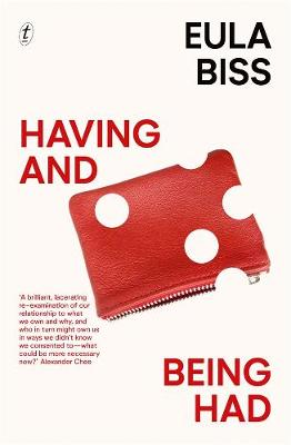 Having and Being Had book