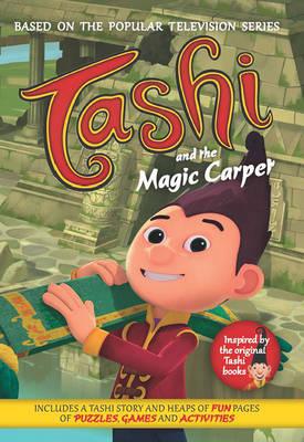 Tashi and the Magic Carpet by Anna Fienberg