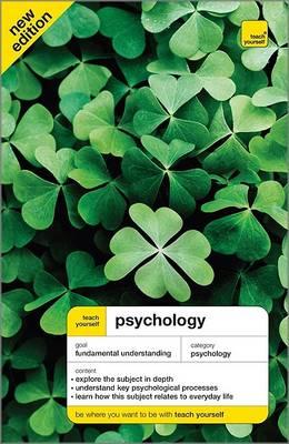 Teach Yourself Psychology by Nicky Hayes