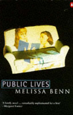Public Lives by Melissa Benn