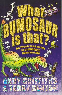 What Bumosaur is That? book