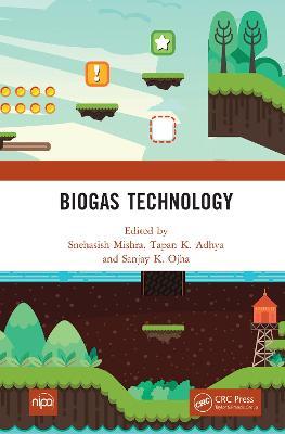 Biogas Technology book