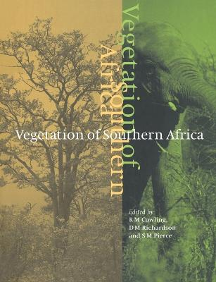 Vegetation of Southern Africa book