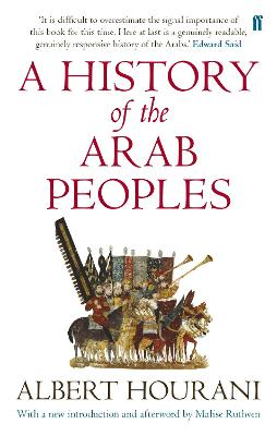 History of the Arab Peoples book