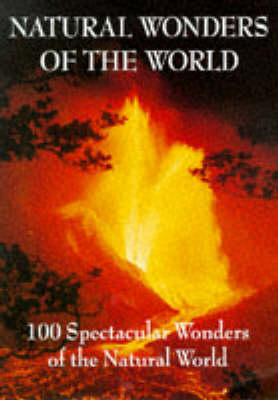Natural Wonders of the World by John Baxter