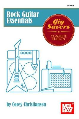 Rock Guitar Essentials by Corey Christiansen