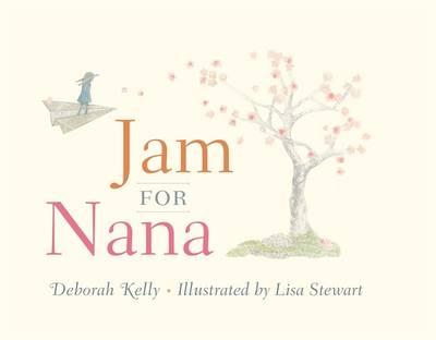 Jam for Nana book