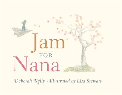 Jam for Nana book