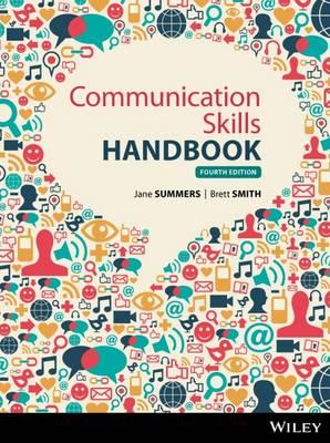 Communication Skills Handbook 4E by Jane Summers