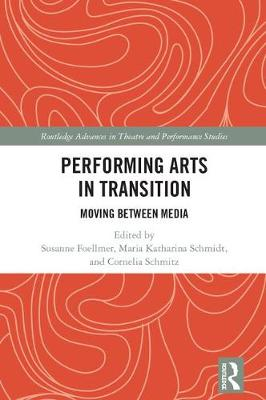 Transfer in the Performing Arts book