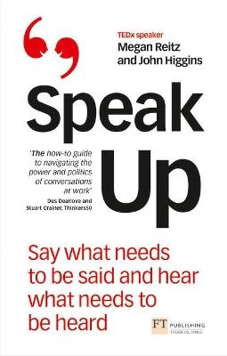 Speak Up by Megan Reitz