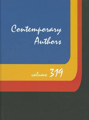 Contemporary Authors: A Bio-Bibliographical Guide to Current Writers in Fiction, General Nonfiction, Poetry, Journalism, Drama, Motion Pictures, Television, and Other Fields book