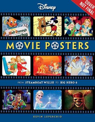 Disney Movie Posters book