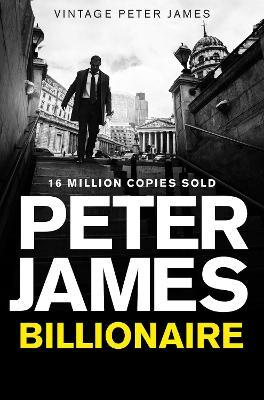 Billionaire by Peter James