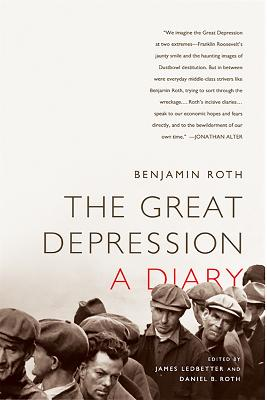 The Great Depression: A Diary by James Ledbetter