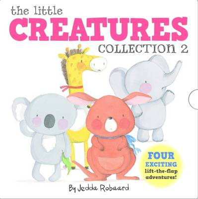 Little Creatures Collection 2 by Jedda Robaard