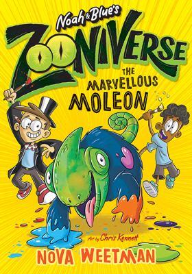 The Marvellous Moleon book