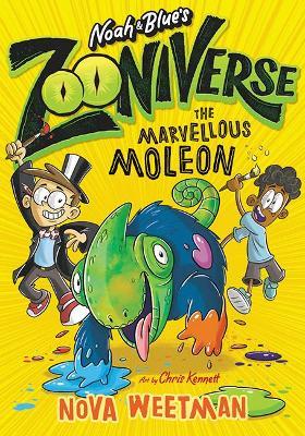 The Marvellous Moleon by Nova Weetman