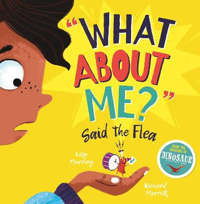 What About Me? Said the Flea book