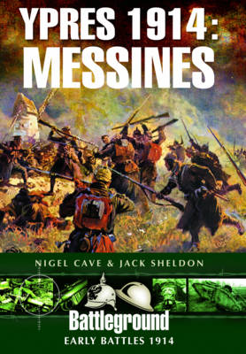 Ypres 1914 - Messines book