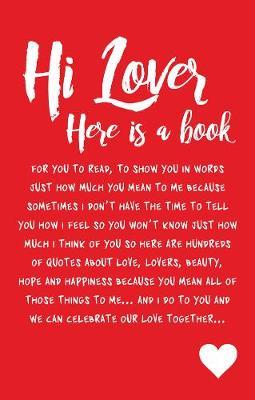 Hi Lover by Des MacHale