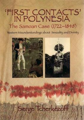 First Contacts in Polynesia - The Samoan Case (1722-1848) book