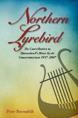 Northern Lyrebird by Peter Roennfeldt