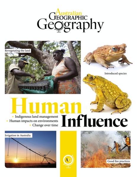 Australian Geographic Geography: Human Influence by