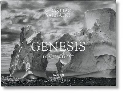 Sebastiao Salgado. GENESIS. Postcard Set by Unknown