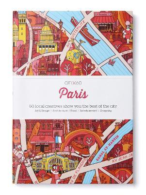 CITIx60 City Guides - Paris book