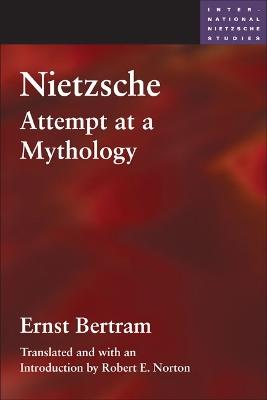Nietzsche by Robert E. Norton