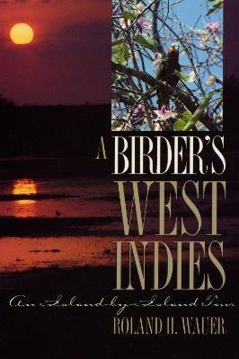 A Birder's West Indies book