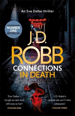 Connections in Death book