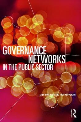 Governance Networks in the Public Sector book