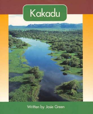 Kakadu by Josie Green