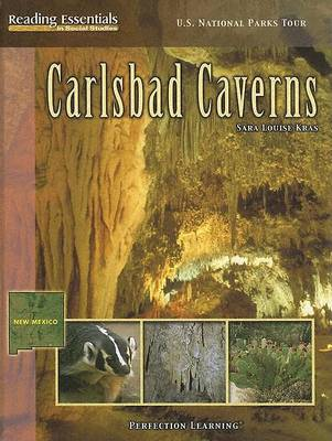 U.S. National Parks Tour: Carlsbad Caverns by Louise Kras-Sara