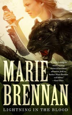 Lightning in the Blood by Marie Brennan