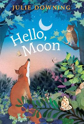 Hello Moon by Julie Downing