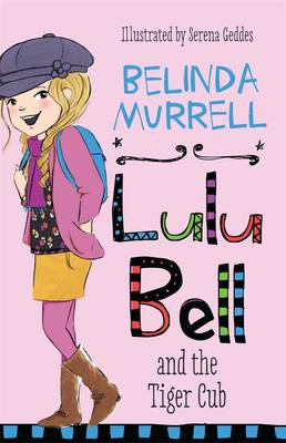 Lulu Bell and the Tiger Cub book