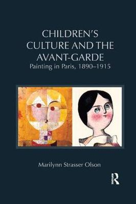 Children's Culture and the Avant-Garde book