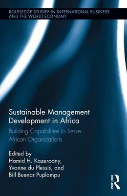 Sustainable Management Development in Africa book