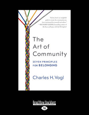 The Art of Community by Vogl