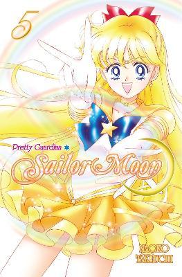 Sailor Moon Vol. 5 by Naoko Takeuchi